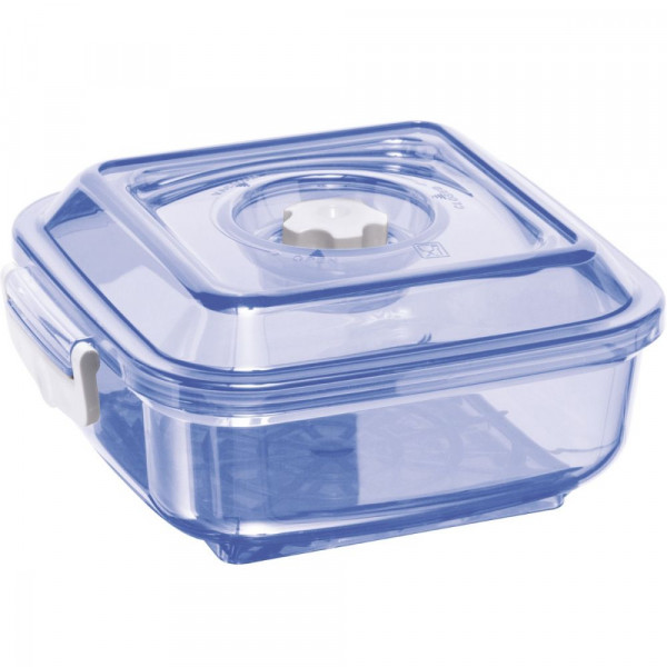 Vakuum Ventil-Behälter quadratisch 2,5l
